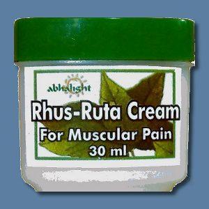 Rhus-Ruta Cream